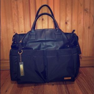 Skip Hop Chelsea Downtown diaper bag